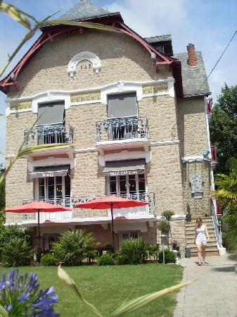 La-Baule-Escoublac, Francja: Villa Cap d'Ail - Façade