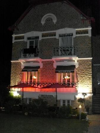 La-Baule-Escoublac, Francia: Villa Cap d'ail - Nuit