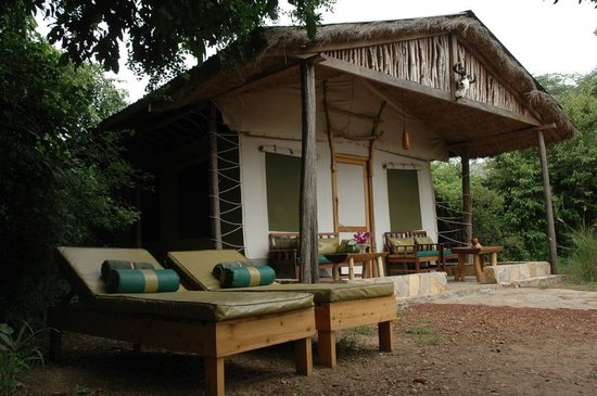 Oloshaiki Camp: Tent