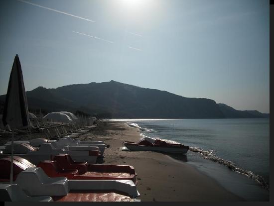 Hotel Macedonia: Kalamaki Beach