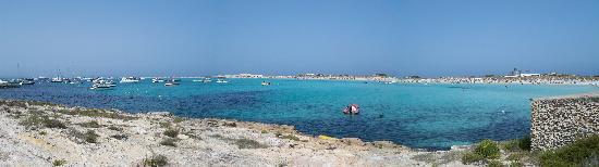 Hotel Rosamar : Playa de Illetes