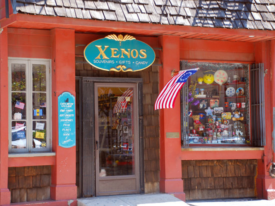 Xenos Candy and Gifts