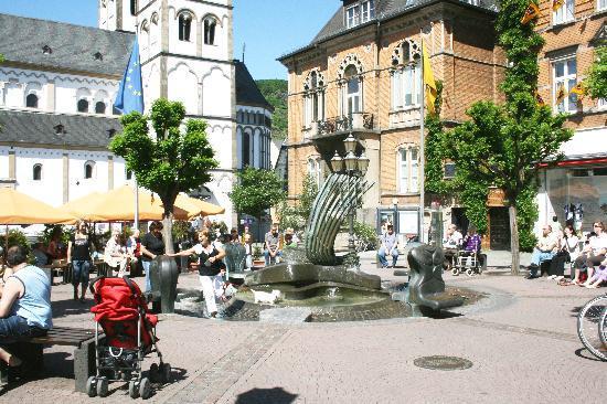 Severus Stube: Market Square Boppard