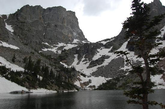 Estes Park, CO: Emeral Lake in RMNP