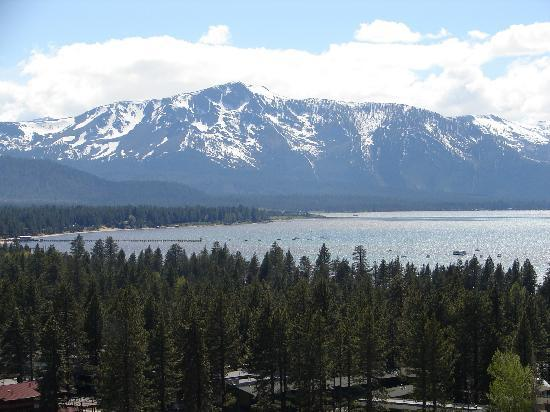Harrah's Lake Tahoe: View from our room