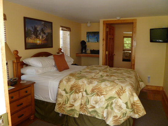 Admiral Bodee's Bed and Breakfast: Captain Kidd room