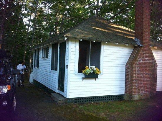 Hinckley's Dreamwood Cabins: cabin 20