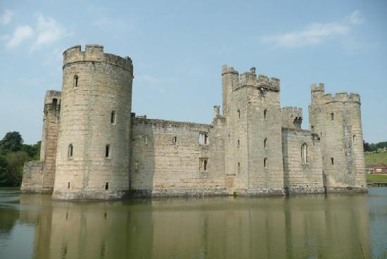 Wilderness Bed & Breakfast: Bodiam Castle
