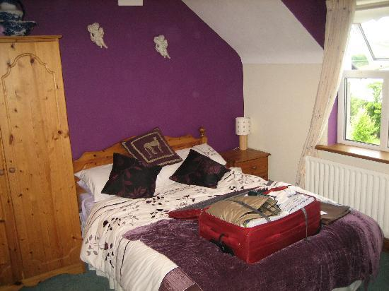 Rossmore Manor: Our room