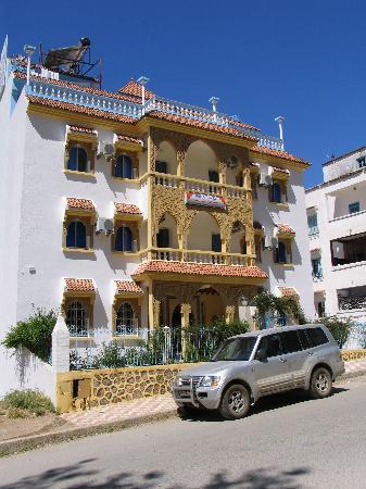 Hotel Tarek: Facade