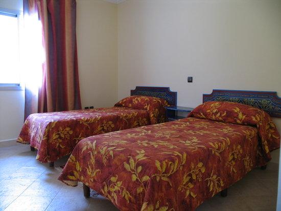 Hotel Tarek: les lits