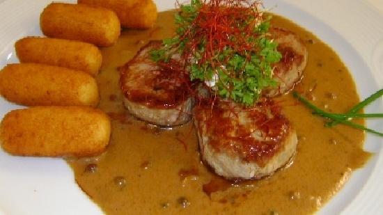 Bad Rothenfelde, Germania: Mein Abendessen