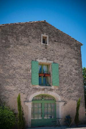 Uzes, France: Mas Laurent on arrival