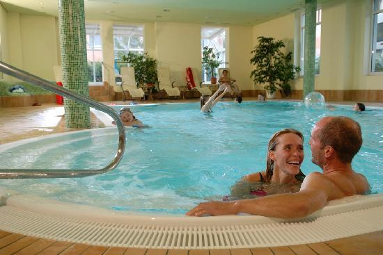 Aparthotel Am Weststrand: Swimmingpool