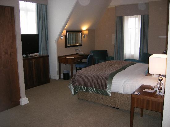 The Grand Hotel & Spa: Room