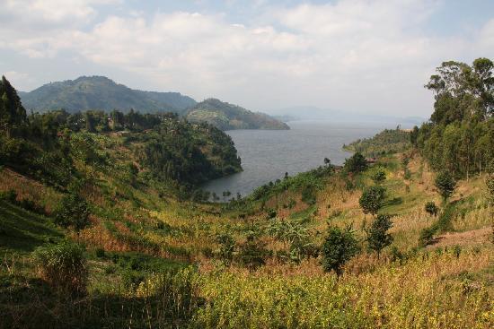 Hotel Muhabura : Nearby Lake Burera