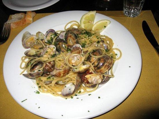 Osteria da Alberto : Pasta with clams