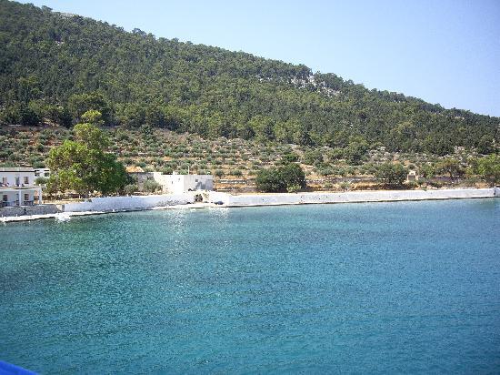 Lardos, Grèce : Simi