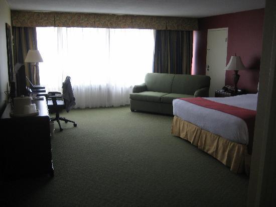 Holiday Inn Washington College Park: Zimmer