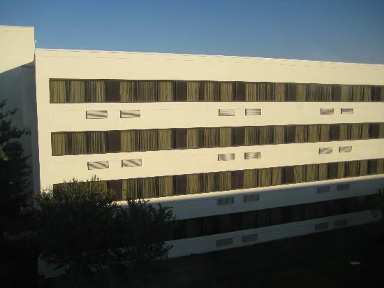 Holiday Inn Washington College Park: Blick aus dem Fenster