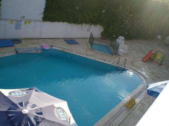 Felizia Hotel: Pool at Felizia from 1st floor 2 bed apartment