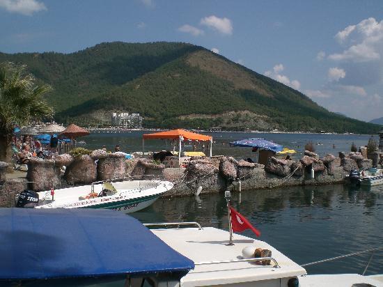 Felizia Hotel : Beach