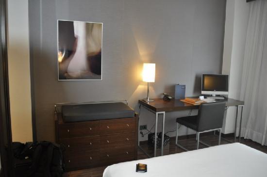 Sercotel Ciutat D´Alcoi Hotel: Habitacion 208