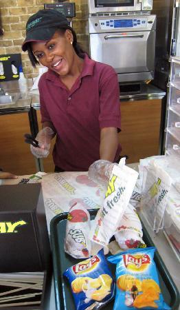 Subway at Shoppers Plaza Masaki: Eat Fresh!