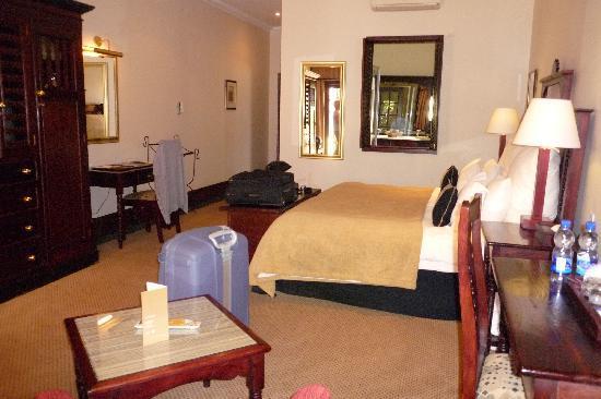 Shamwari Game Reserve Lodges: Zimmeransicht