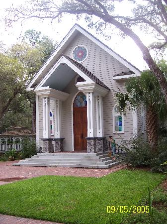 Steinhatchee, FL: Chapel