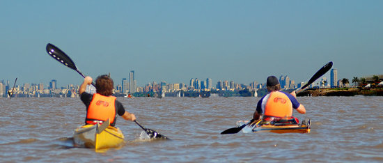 Loving BA Urban Running - Cycling - Kayaking