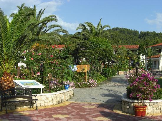 Paliouri, กรีซ: Chrousso Village