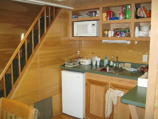 Kitchen Picture Of Cedar Point S Lighthouse Point