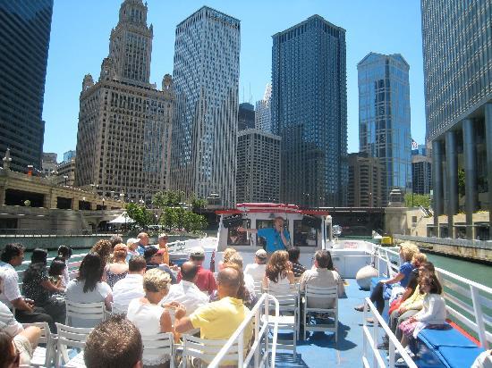 Wendella Boat Tour Chicago Tripadvisor