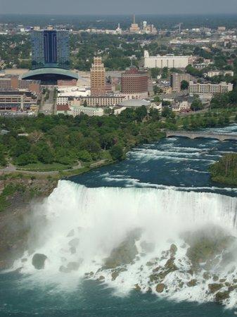 Chutes du Niagara, Canada : Niagara Falls-American Side-Buffalo,N.Y.-Seneca Casino 2010