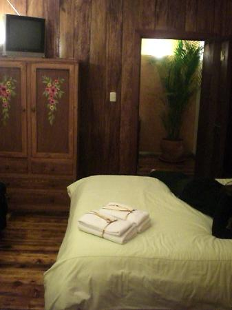 Hotel Casa del Aguila: Inside of our room