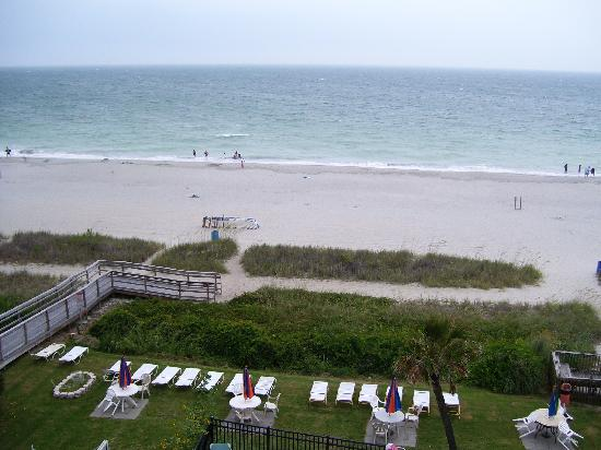 Carnival Inn & Suite @ The Beach: From our balcony