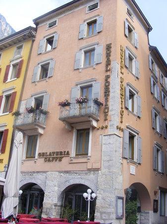 Hotel Portici: Lovely place