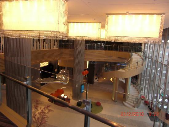 Hotel Novotel Taipei Taoyuan International Airport: Novotel foyer