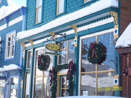 Crested Butte, CO: mcgills yum :)