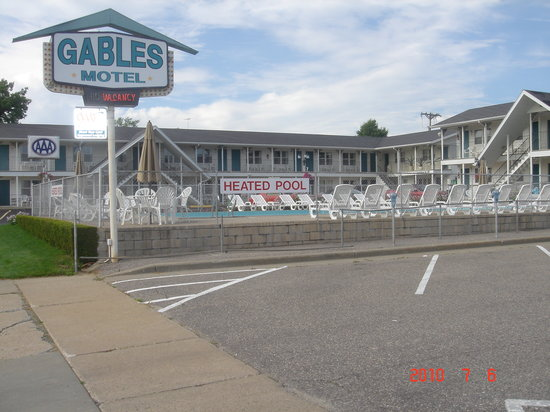 Gables Motel: The Gables