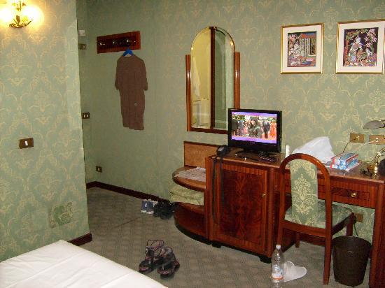 CityLine Hotel Liberty: room