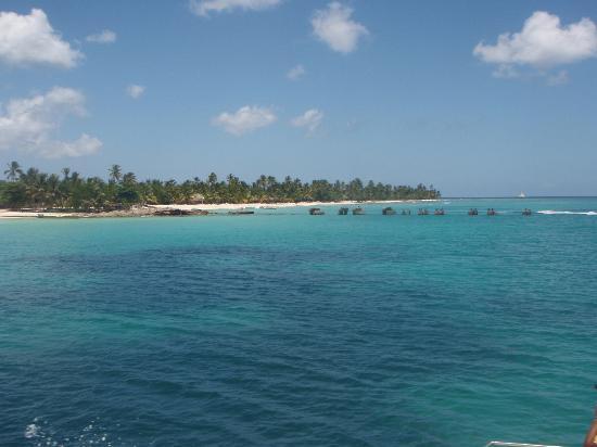 Iberostar Bavaro Suites: saona island.JPG
