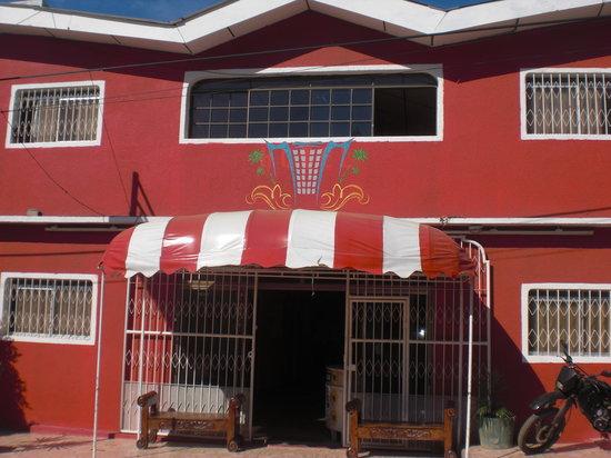 Hotel Encanto del Sur: fachada  del hotel