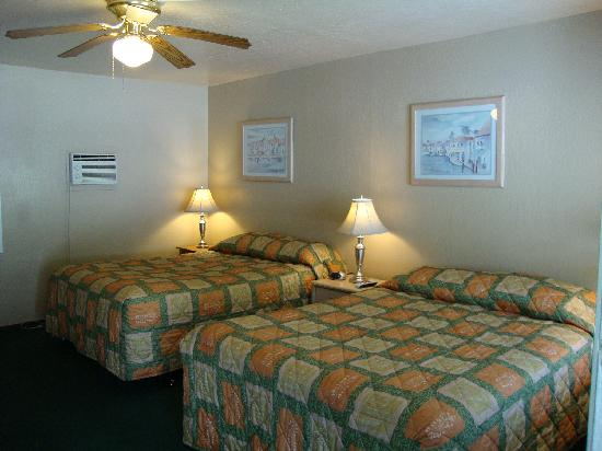 El Dorado Motel: Room with Two beds