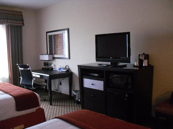Holiday Inn Express Hotel & Suites Odessa : Guestroom