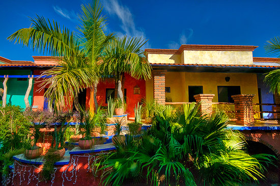 La Posada del Rio Sonora: The truly brilliant colors as seen by one of our guests
