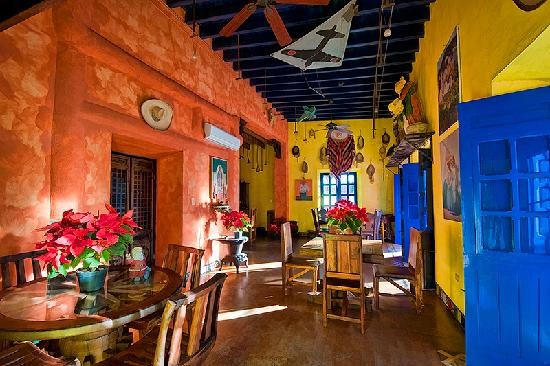 La Posada del Rio Sonora: A warm feeling of happiness and well being will envelope you.