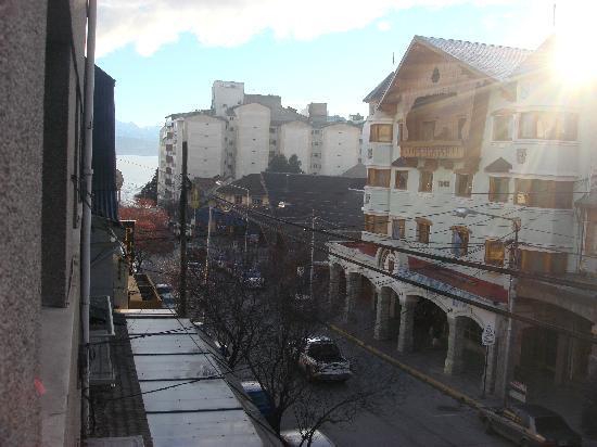 Hotel Premier: vista desde la ventana de mi habitacion (216)