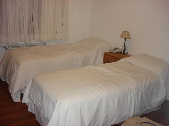 Hotel Premier: el cuarto